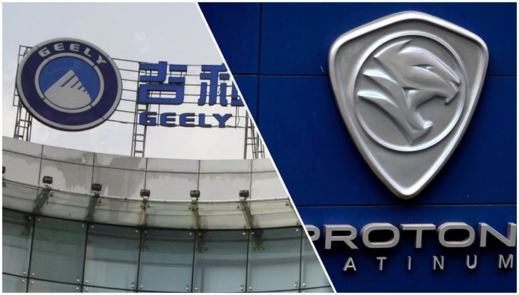 China's Geely Group Acquires PROTON, Lotus