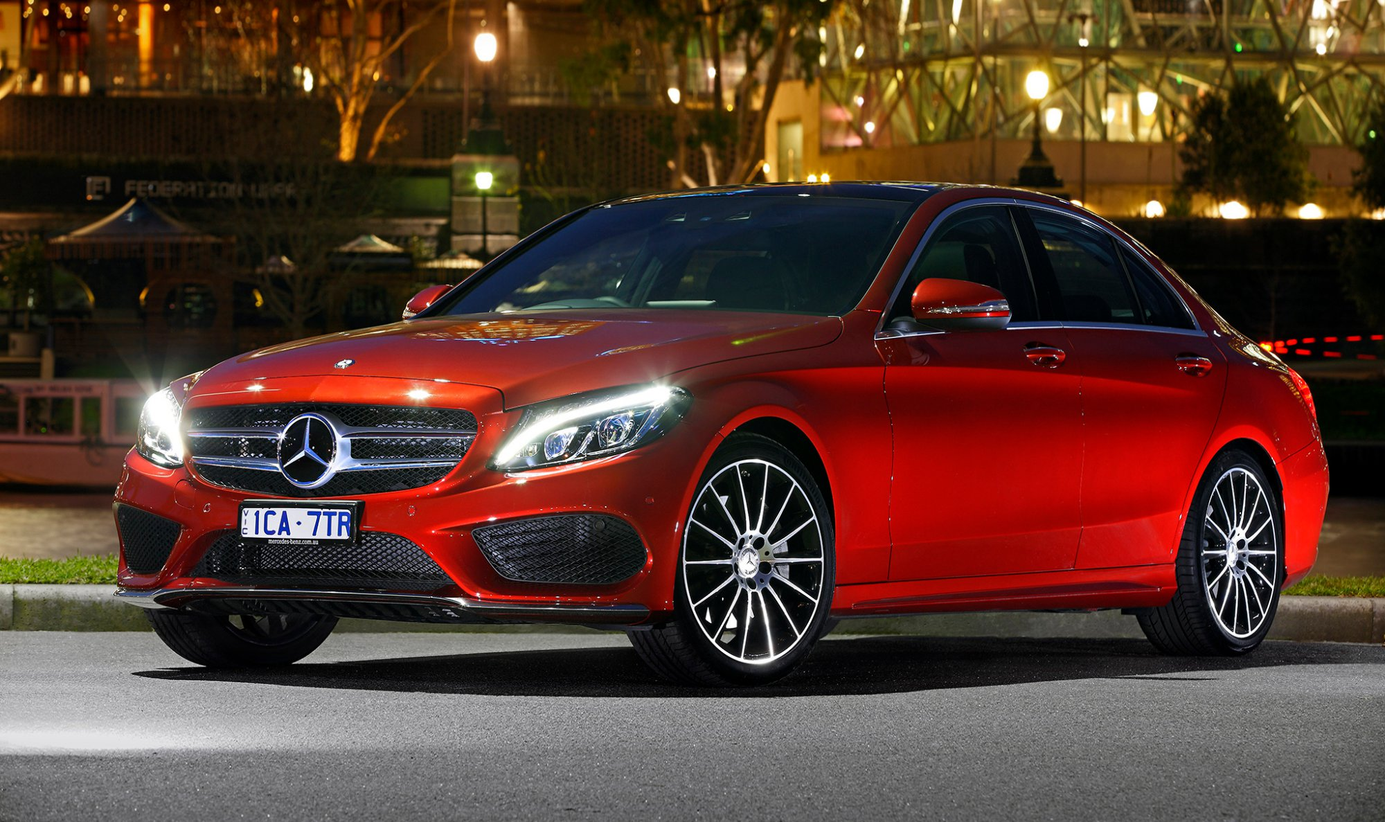 Review 2017 mercedes benz c class review for Mercedes benz c 2017
