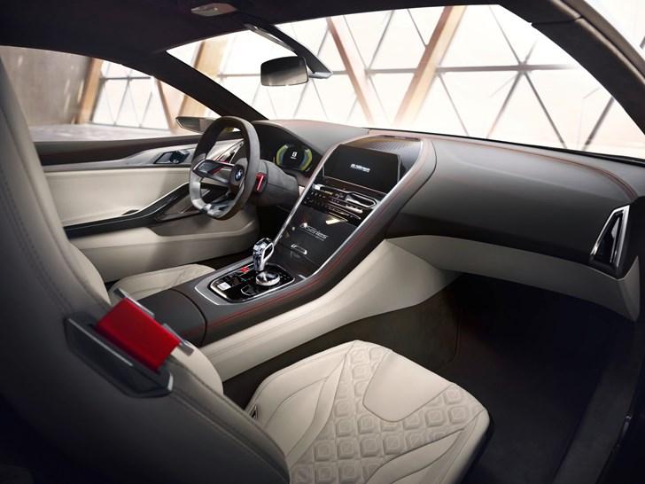 BMW Concept 8-Series