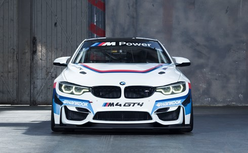 2017 BMW M4 GT4