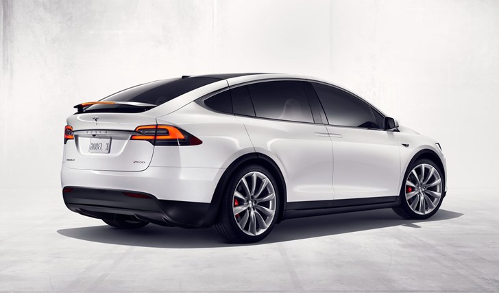 2017 Telsa Model X P90D