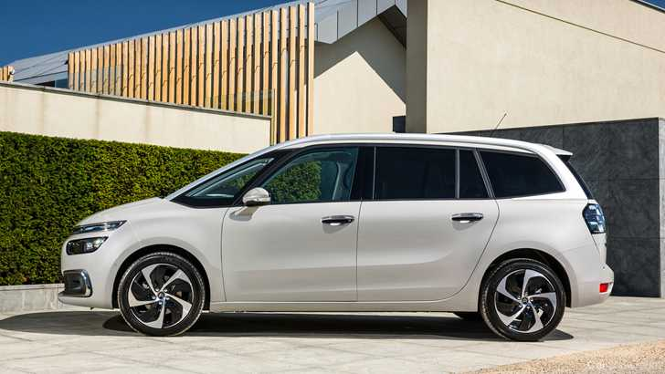 review 2017 citroen c4 grand picasso review. Black Bedroom Furniture Sets. Home Design Ideas