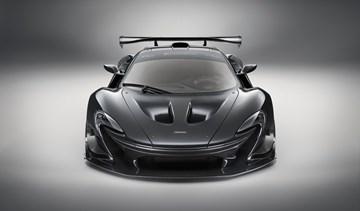 McLaren P1 LM Claims Nürburgring Lap Time