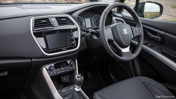 Review - 2017 Suzuki S-Cross - Review