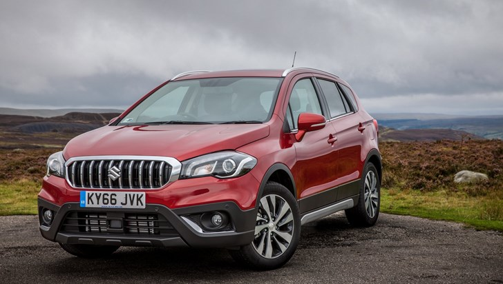 2017 Suzuki S-Cross - Review