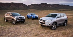2017 Toyota Fortuner - Review
