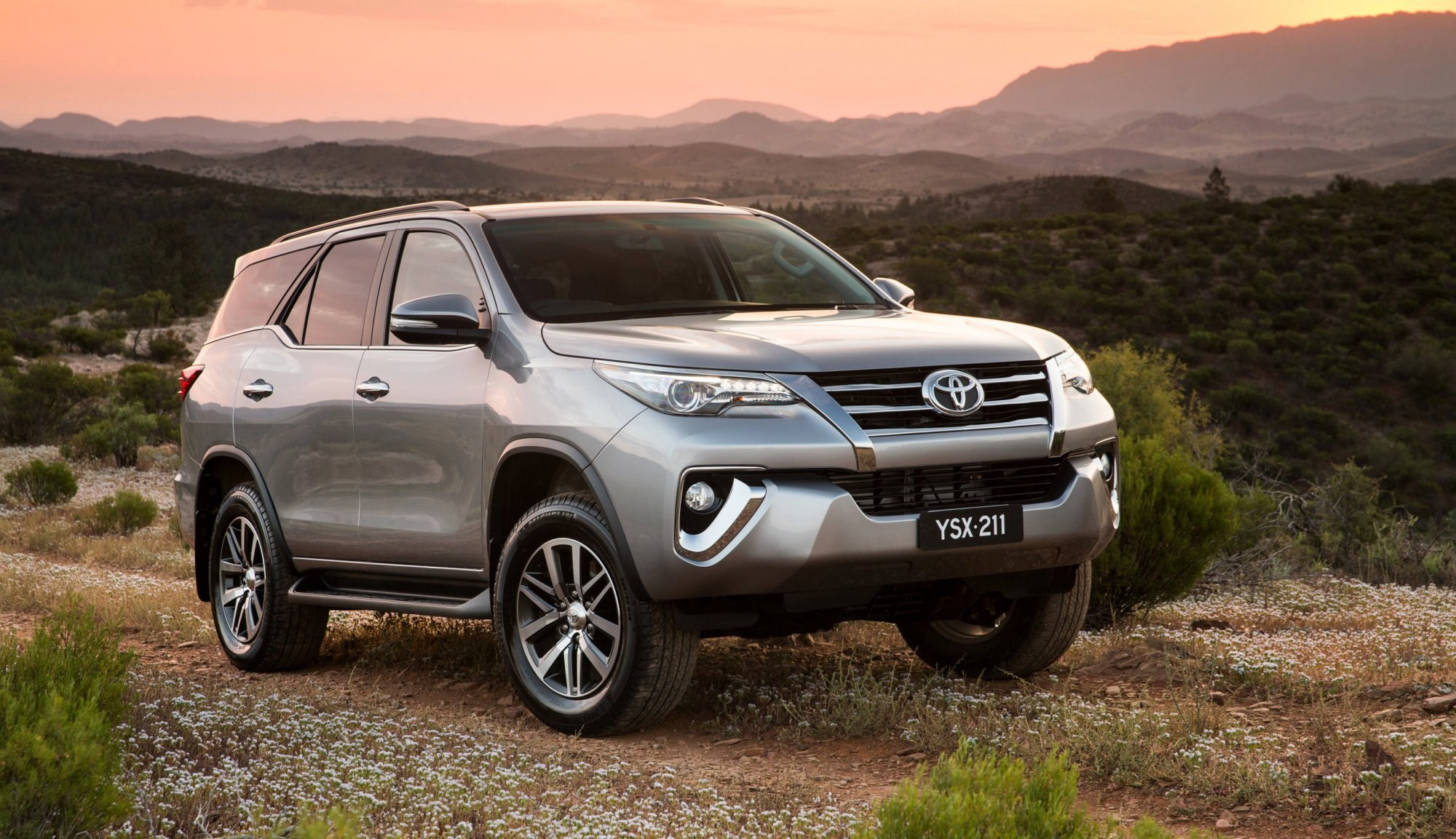 review - 2017 toyota fortuner