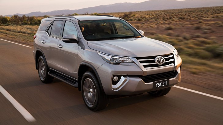 News 2018 Toyota Fortuner Adds Kit Drops Prices
