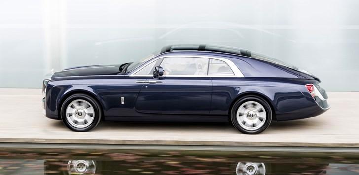 Rolls-Royce Sweptail, A Connoisseurs' Dream