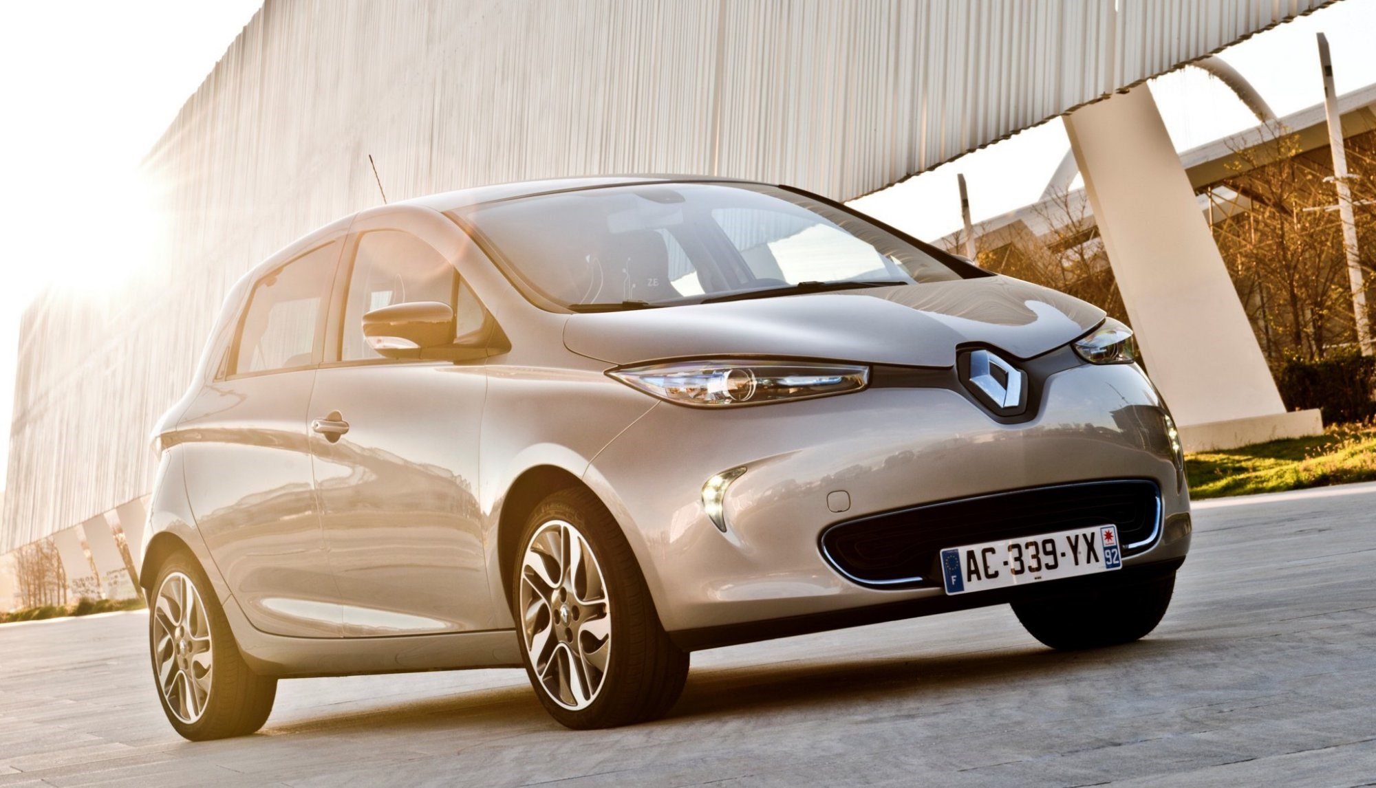 2018 renault zoe.  zoe the renault zoe could arrive after all to 2018 renault zoe