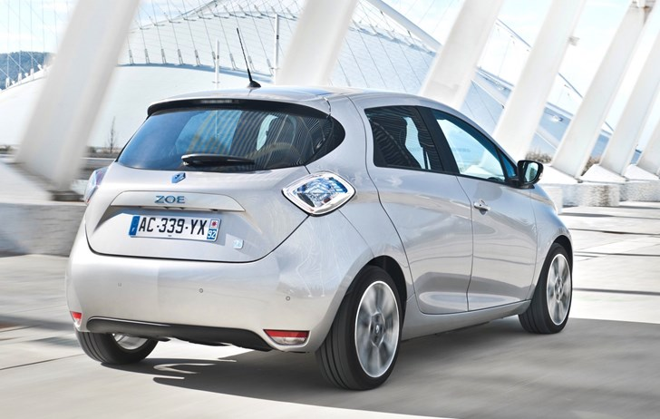 The Renault Zoe Could Arrive After All