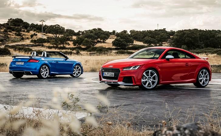 2017 Audi TT RS - Australia