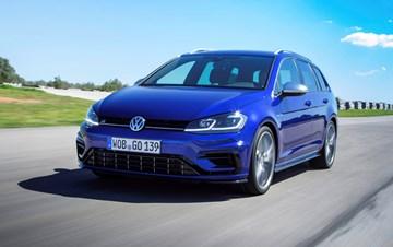 2017 Volkswagen Golf R Mk7.5