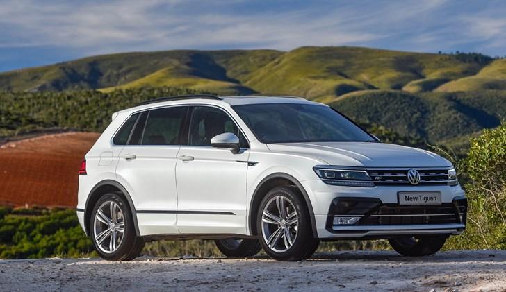 Review 2017 Volkswagen Tiguan Review