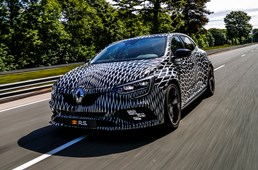 2018 Renault Megane RS - Preview - Monaco F1 GP
