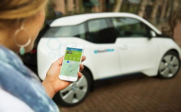 BMW ReachNow Cars Locking Up On Ferries