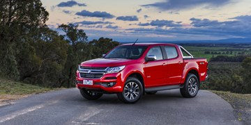 2017 Holden Colorado - Review