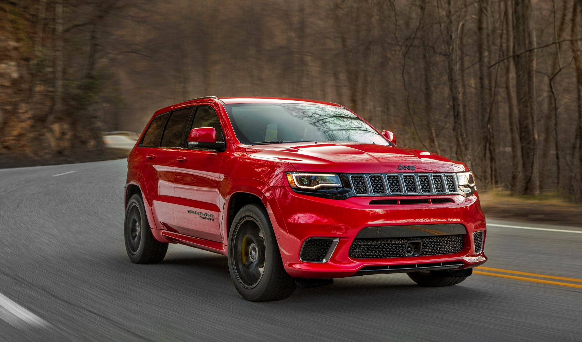 news 2018 jeep grand cherokee trackhawk coming to oz. Black Bedroom Furniture Sets. Home Design Ideas
