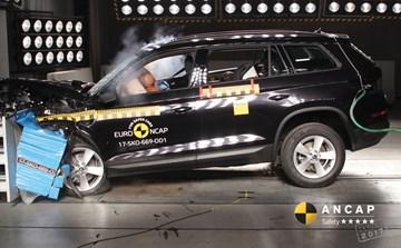 Audi Q5 & Q2, Mini Countryman, Skoda Kodiaq Get 5-Stars From ANCAP