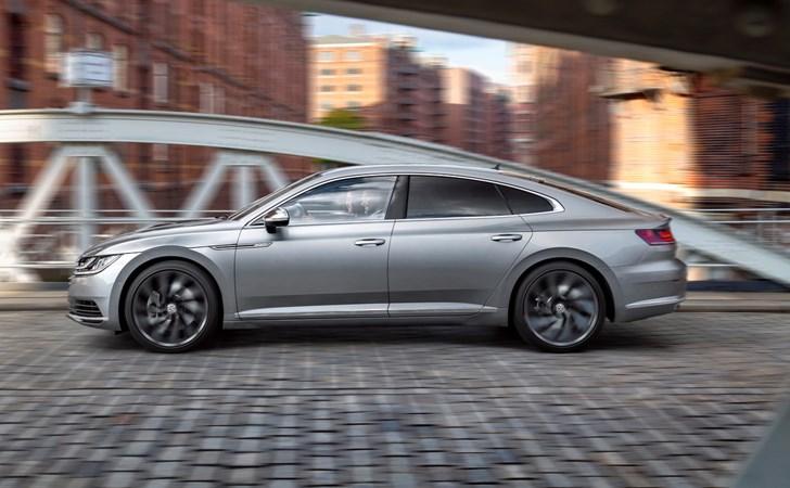 VW Mulls Melding Arteon With Shooting Brake Body Style