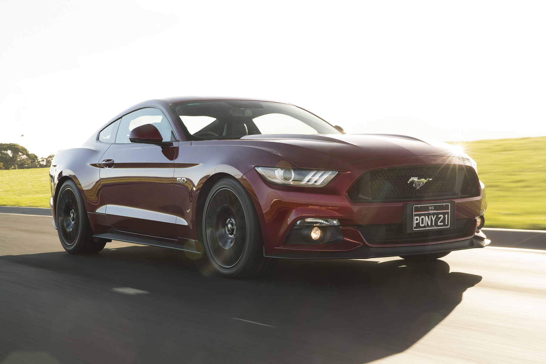 news ford performance packs now available for mustangs in australia. Black Bedroom Furniture Sets. Home Design Ideas
