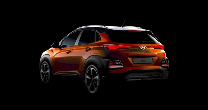 2017 Hyundai Kona Revealed