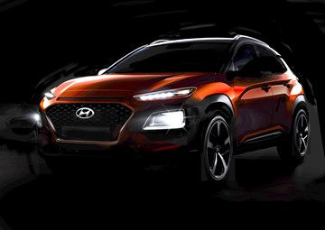2017 Hyundai Kona Revealed