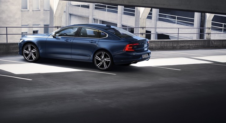 2017 Volvo S90 R-Design Joins Oz Lineup