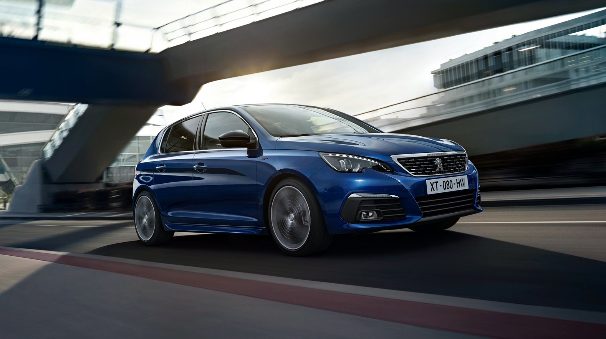 news 2017 peugeot 308 detailed ahead of uk debut. Black Bedroom Furniture Sets. Home Design Ideas