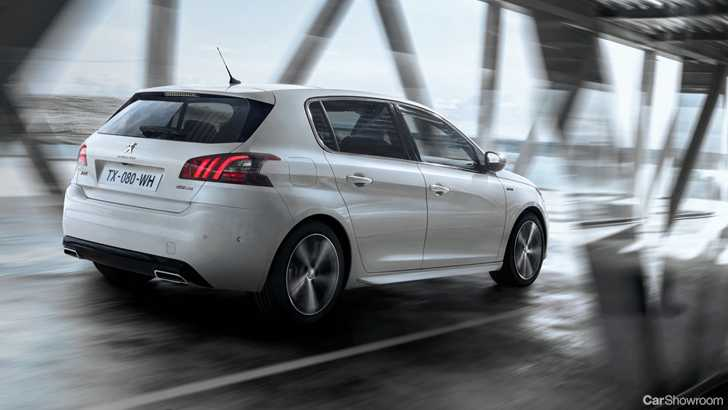 news 2018 peugeot 308 308 gti detailed gt variant axed. Black Bedroom Furniture Sets. Home Design Ideas