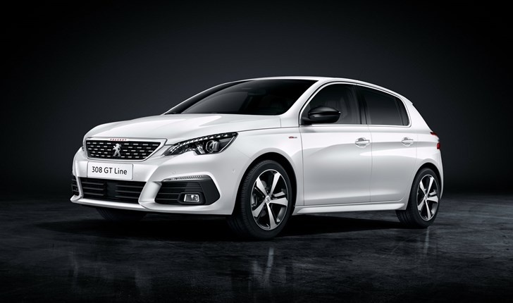 2017 Peugeot 308 Facelift