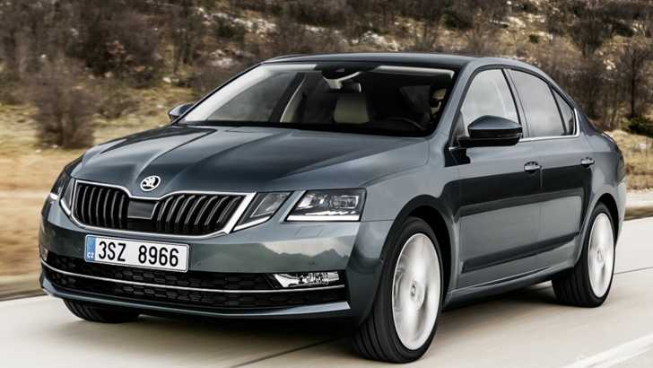 Review 2017 Skoda Octavia Review