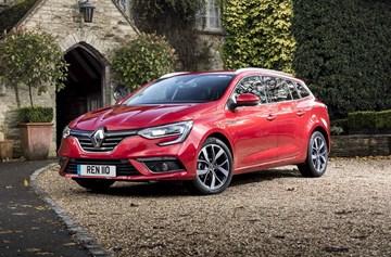 Renault Adds Wagon and Sedan To 2017 Megane Range
