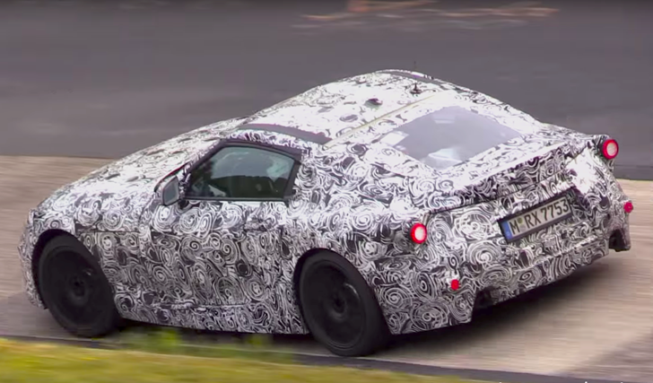 2018 Toyota Supra Could Be Auto-Only, BMW Electronics