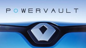 Renault's EV Batteries Repurposed As Home Power Storage