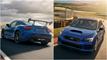Subaru Of America Reveals BRZ tS, WRX STI Type RA