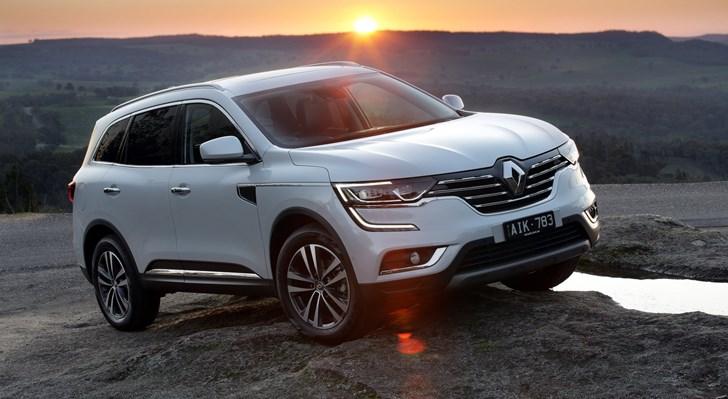 2017 Renault Koleos