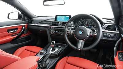 Interior 2017 BMW 4 Series