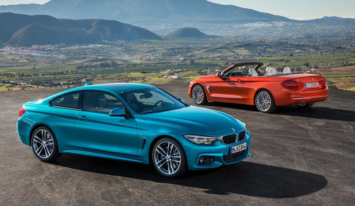 2017 BMW 4 Series - Review