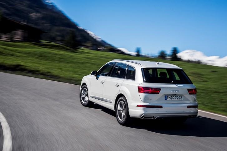 2017 Audi Q7 - Review
