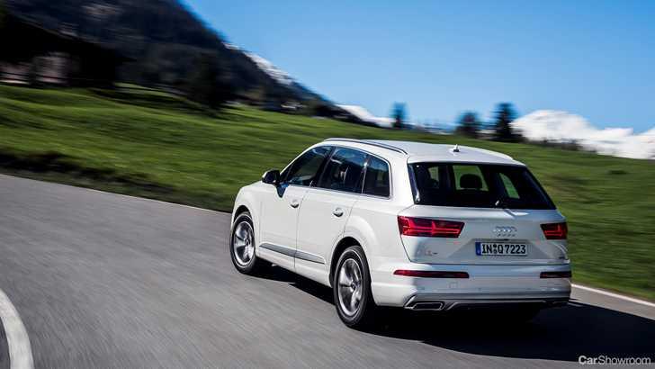 Review Audi Q Review - Audi q7 review