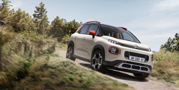 Citroën C3 Aircross Unveiled, Funky As Standard