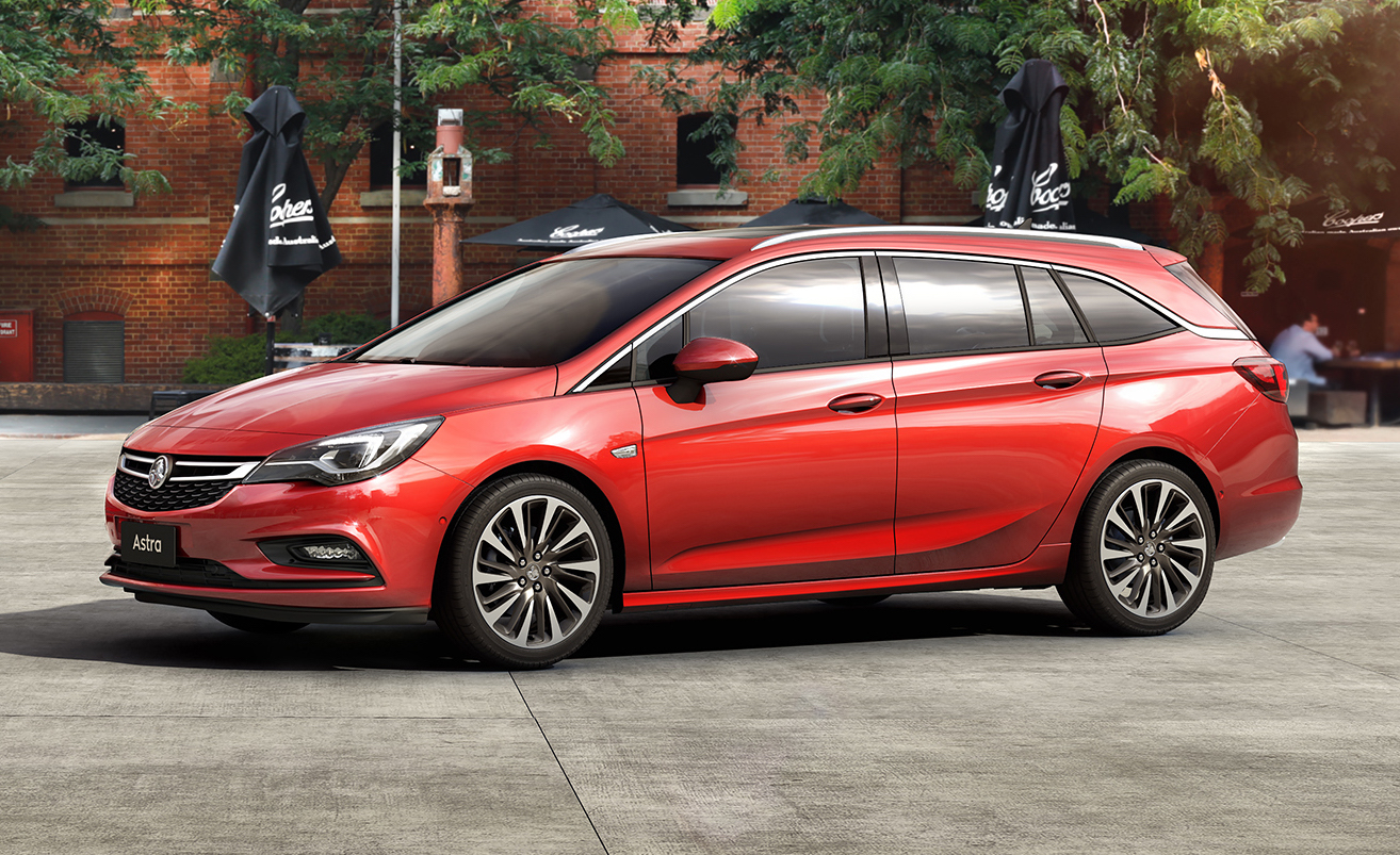Land Rover Sport 2017 >> News - Holden Astra Sportwagon Pegged For Late 2017