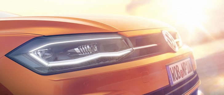 Volkswagen Teases New Polo, Debuting Friday