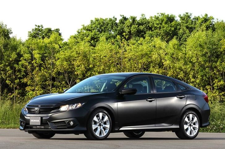 Honda Civic - Dynamic Study