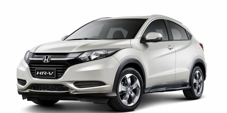 Honda Unveils 2017 HR-V Limited Edition