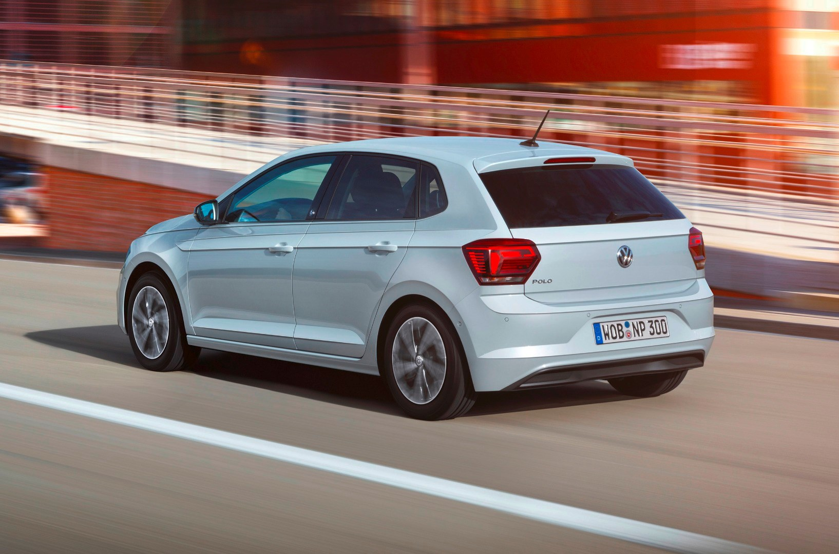2017 Volkswagen Polo Revealed, Edges Closer To Golf Thumbnail