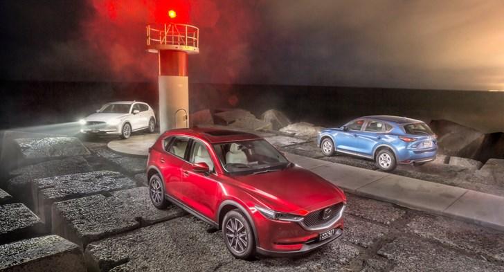 2017 Mazda CX-5 - Review