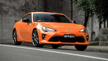 2017 Toyota 86 Limited Edition