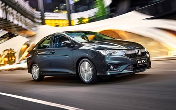 2017 Honda City - Review